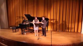 Telemann Sonata #1 - Robert Jinks Senior Saxophone Recital