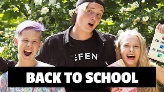 BACK TO SCHOOL ft. ISAC ELLIOT | TBT