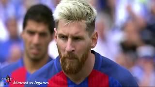 شاهد جميع اهداف ميسي في الدوري الاسباني موسم 2016-2017 تعليق عربي(37)هدف HD