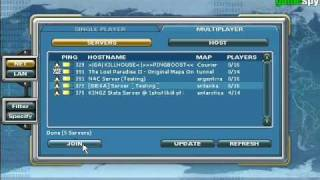 Global Operations multiplayer problem