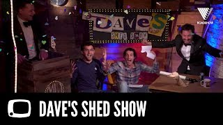 Dave's Shed Show  Episode 3  Andy Lee & Ryan Shelton