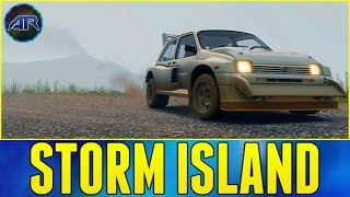 Forza Horizon 2 : STORM ISLAND EXPLORATION GAMEPLAY!!! (Map, Barn Find, Car List, Offroading)