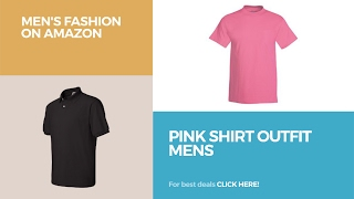 Pink Shirt Outfit Mens Men's Fashion On Amazon