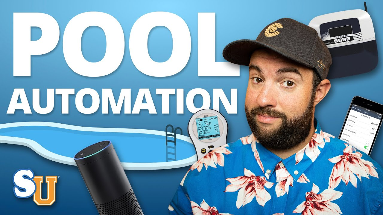 Getting Started with Swimming POOL AUTOMATION   Swim University