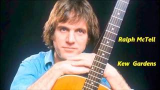 Watch Ralph McTell Kew Gardens video