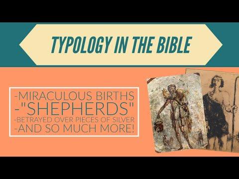 Joseph and Jesus Typology