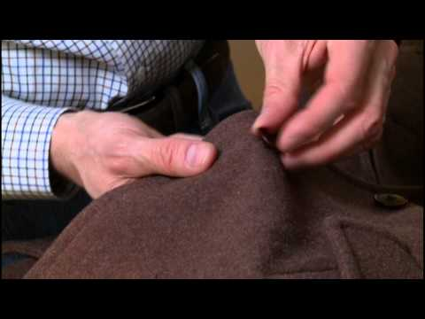 How To Sew A Button. Hand Sew To Repair A Shirt, Coat or Jacket - Quick, Simple Guide