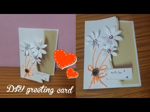 How to make special Birthday Card for Best Friend/ DIY gift ideas/Greeting card making