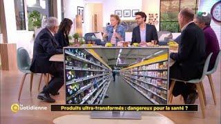 Produits ultra-transformés : dangereux pour la santé ?