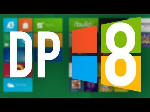 Windows 8 Developer Preview Install Tutorial