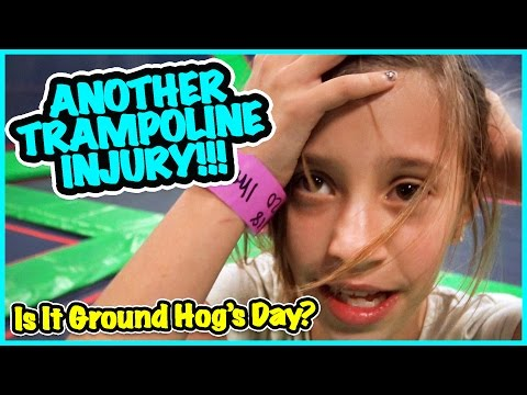 😁TRAMPOLINE PARK PART TWO😁DODGEBALL ACCIDENT AT REBOUNDERZ! | TRAMPOLINE PARK FUN | SMELLY BELLY TV