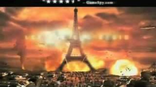 Tom Clancy's EndWar Video Game Commercial