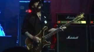 Motörhead - Lost Woman Blues - Chandler, AZ 4/15/14