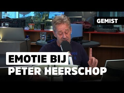 Emotionele Peter Heerschop over drama in Utrecht | 538 Gemist
