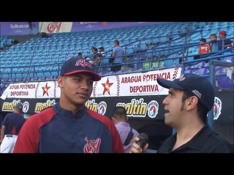 Wilson Contreras entrevistado por Tigreros (2014-15)