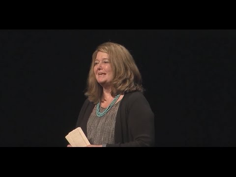 A Woman Over 50: A Life Unleashed  Connie Schultz  TEDxClevelandStateUniversity