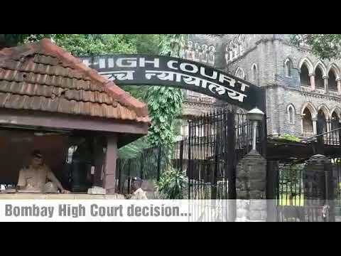 Bombay High Court   decision   Historical   Building video