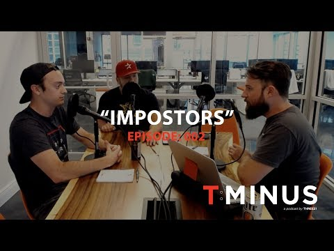T-Minus Podcast - 002 -