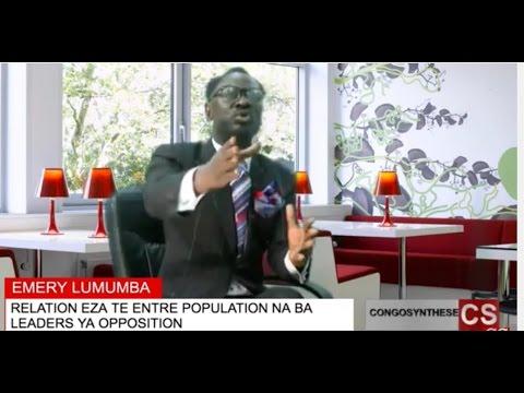EST CE QUE CONFIANCE EZALI ENTRE POPULATION NA BA LEADERS YA OPPOSITION?