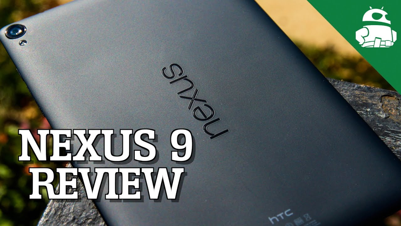 Google Nexus 9 - REVIEW