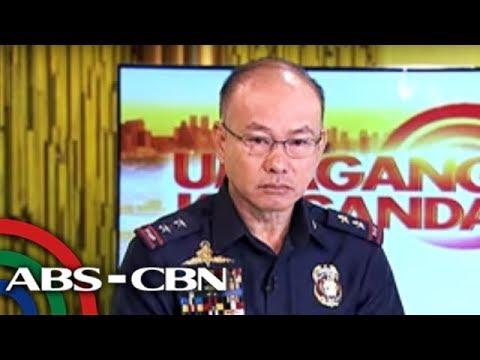 More than 1,400 Metro Manila cops face raps: Albayalde