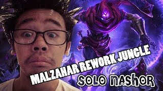 UN REWORK TOTALEMENT FUMÉ! - Test Malzahar Jungle - Patch 6.9 - Gameplay FR par LRB