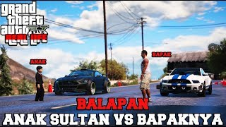 Download Video BALAPAN ANAK VS BAPAK - GTA V REAL LIFE MOD (25) MP3 3GP MP4