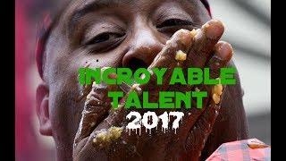 Incroyable talent 2017!  REGARDER!!!
