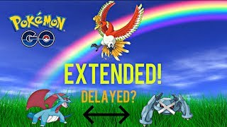 HO-OH GETS AN EXTENDED DEADLINE IN POKEMON GO! IS GEN 3 GETTING DELAYED?