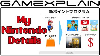 My Nintendo: Details on Club Nintendo