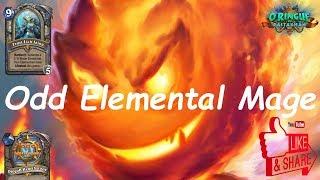 Hearthstone: Elemental Mage #10: O Ringue de Rastakhan (Rastakhan