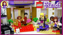 Lego Hotel Lego Friends Grand Hotel Full Episode Best 10 Videos