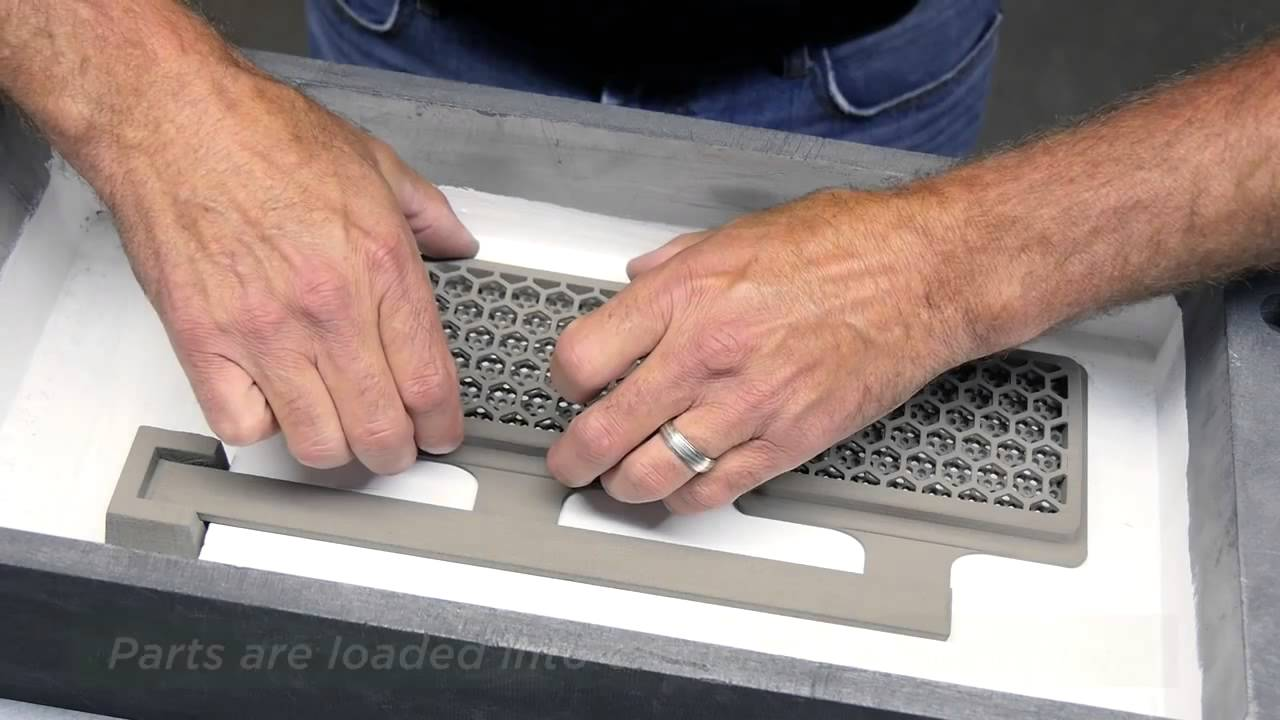 binder jetting 3d printing process youtube
