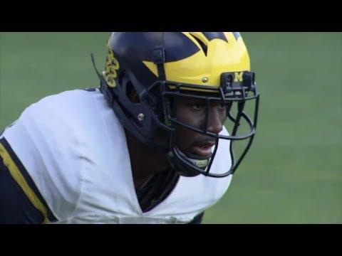 Michigan CB David Long Profile