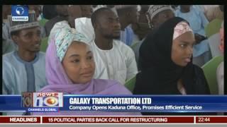 Galaxy Transportation Ltd Opens Kaduna Office, Promises Efficient Service