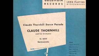 """Autumn Nocturne"" etc.  Claude Thornhill Dance Parade side B"