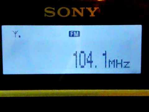 104,1 MHz - RRACTUAL - Oradea (AIrscatter)