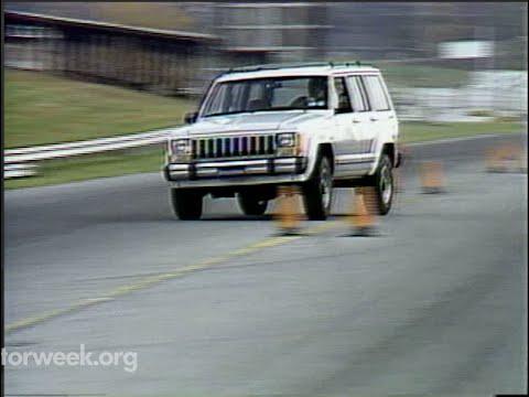 MotorWeek   Retro Review: '87 Jeep Cherokee Laredo 4.0 - YouTube