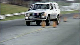 MotorWeek | Retro Review: '87 Jeep Cherokee Laredo 4.0