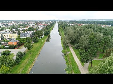Podniebna Bydgoszcz - Miedzyń i okolice