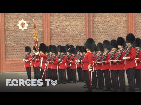 Is This Drill Good Enough For The Queen?   Forces TV