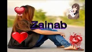Zainab Name Images