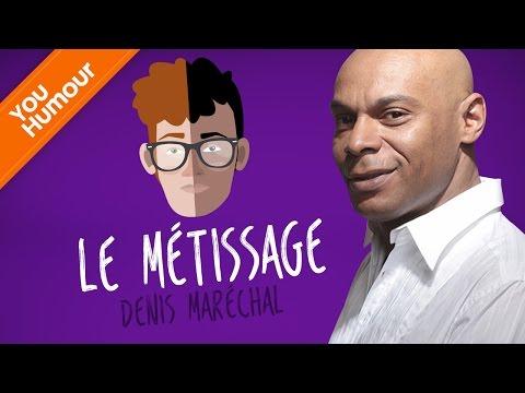 Le métissage vu par Denis Maréchal