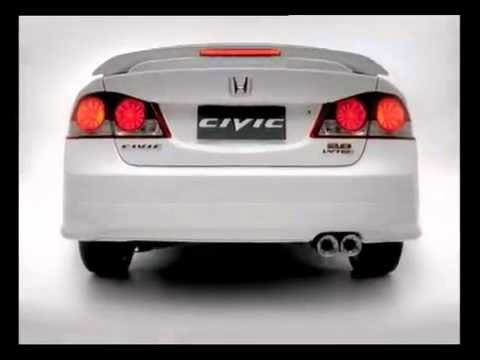 2008 Honda Civic Sport Version cm thai
