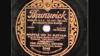 Boswell Sisters- Shuffle Off To Buffalo BRUNSWICK 6545 [1933] 78 RPM