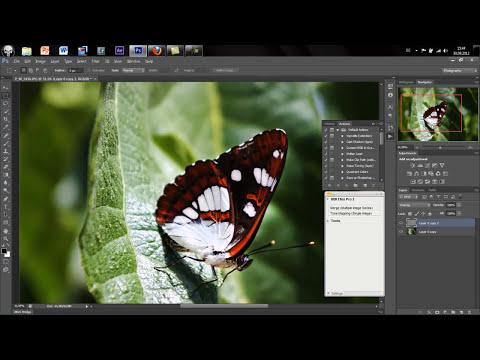 Photoshop CS6 Tutorial - Schärfen leicht gemacht  (High-Pass Filter)