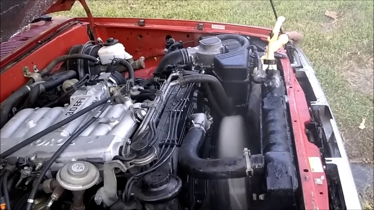 Save money and flush your car radiator in a very easy way!! (car fixed)