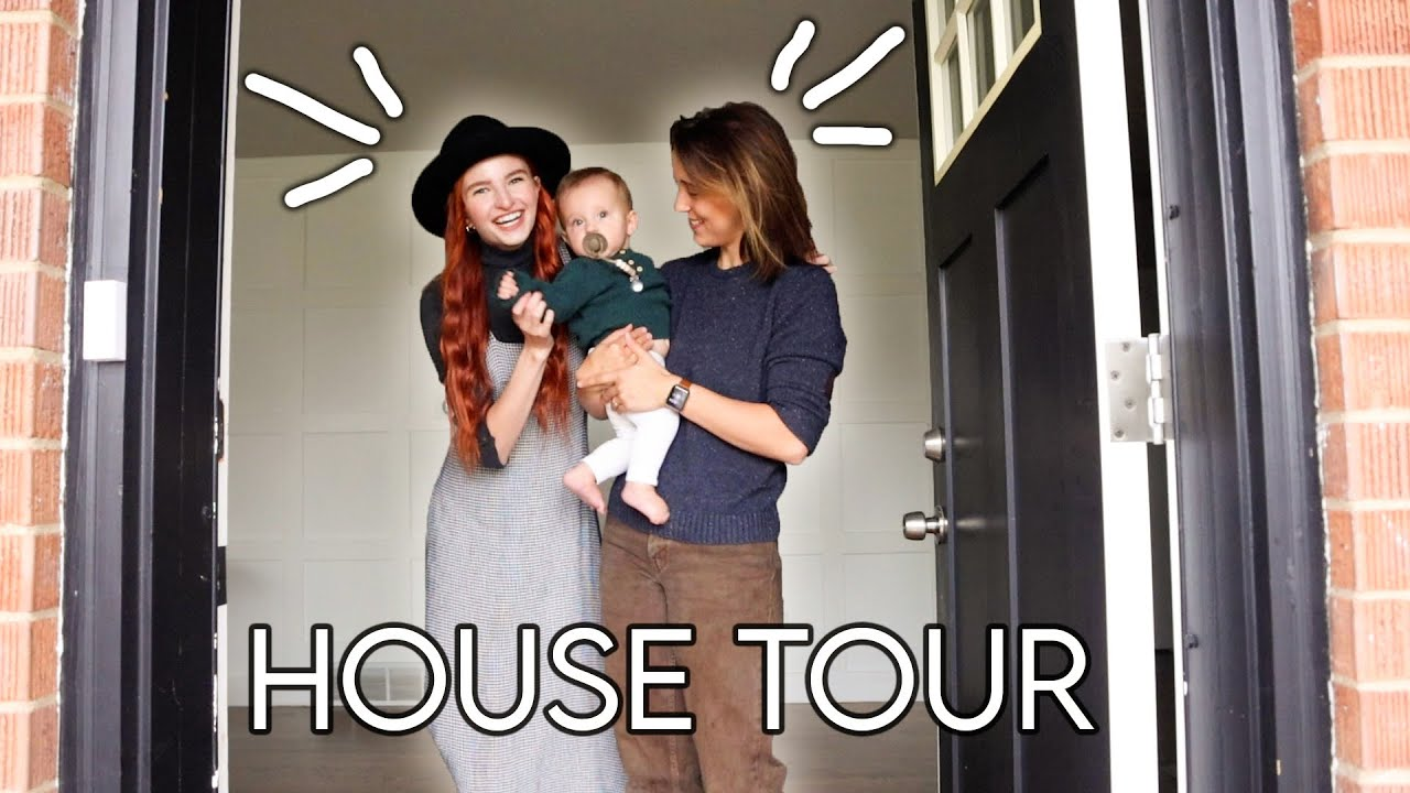 EMPTY HOUSE TOUR!