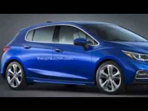 2017 Chevrolet Cruze Hatchback Luxury Cars