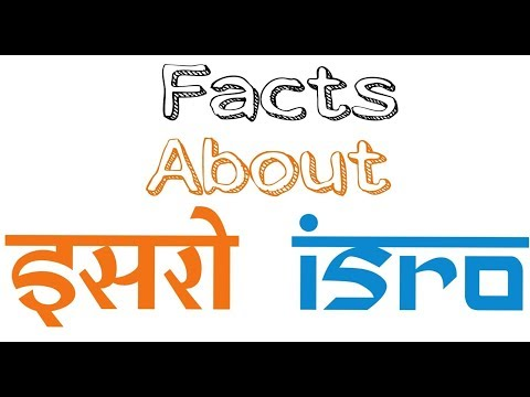 AMAZING FACTS ABOUT ISRO